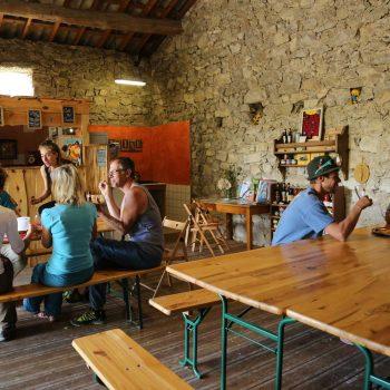bar-restaurant camping sisteron