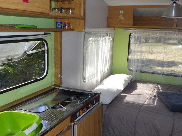 location caravane camping sisteron